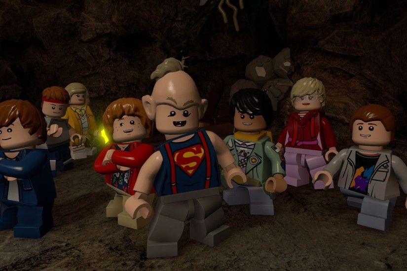 Game review: Lego The Goonies is an 80s-tastic tie-in