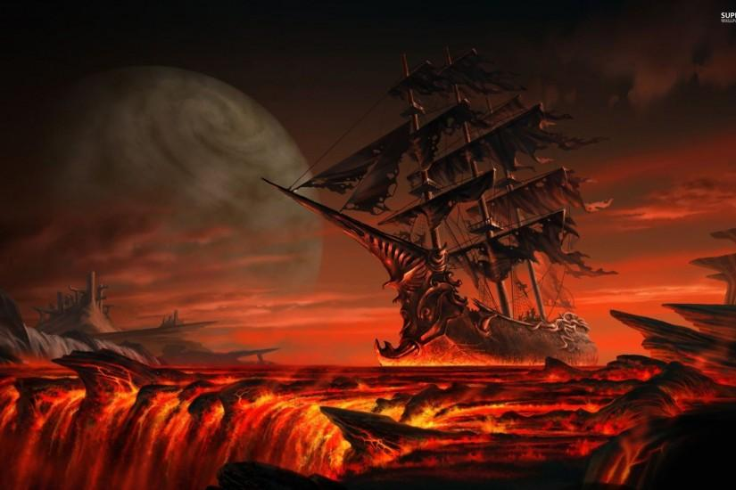 Pirate Ship Wallpapers - Full HD wallpaper search