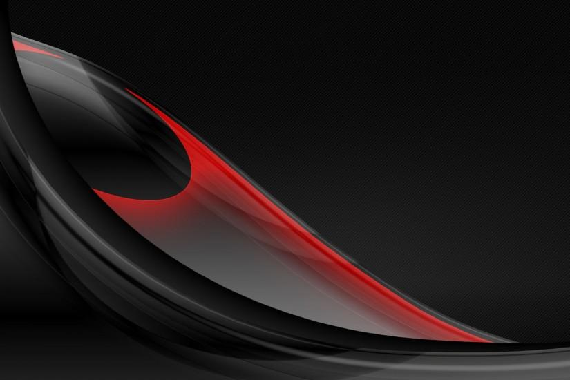Black and Red Abstract HD Wallpapers For Pc