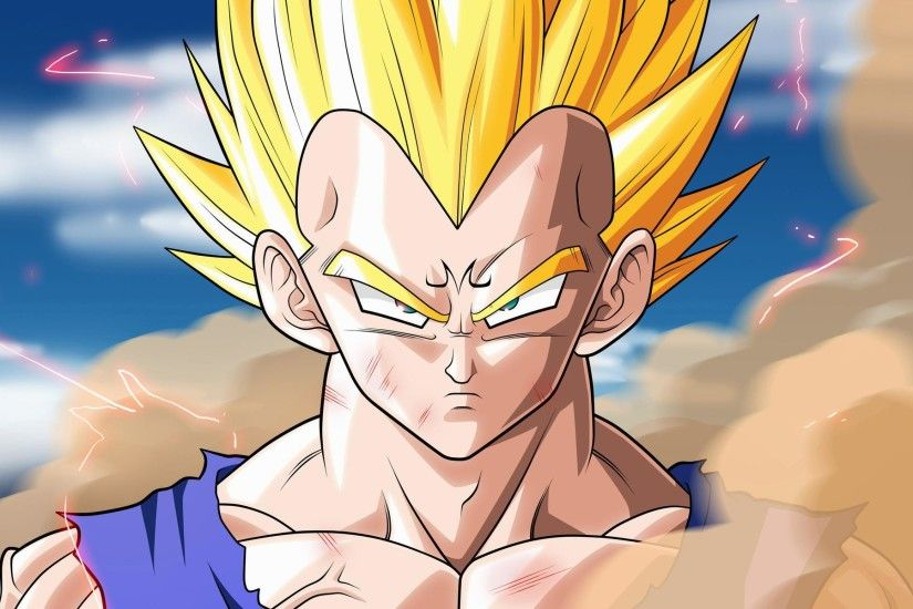 Comic-Vegeta-HD-Wallpapers