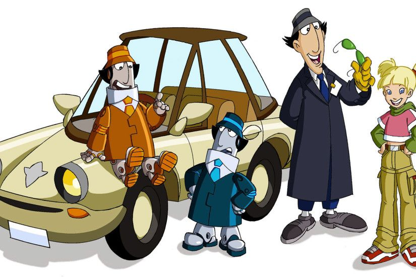 Image - Inspector Gadget and the Gadgetinis.jpg | Inspector Gadget Wiki |  FANDOM powered by Wikia