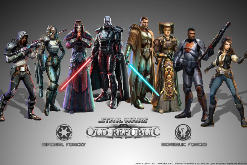 StarWars: the old republic images Classes of SWTOR HD wallpaper and  background photos