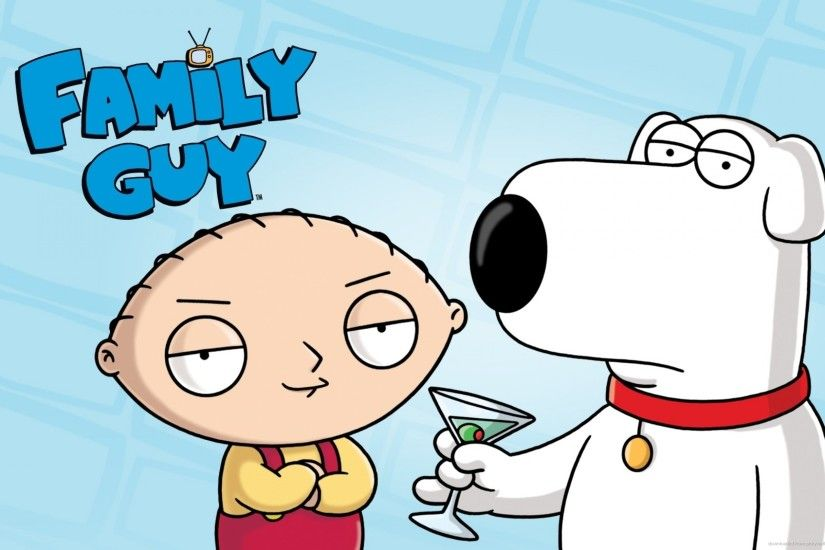 Brian And Stewie Griffin for 2560x1600
