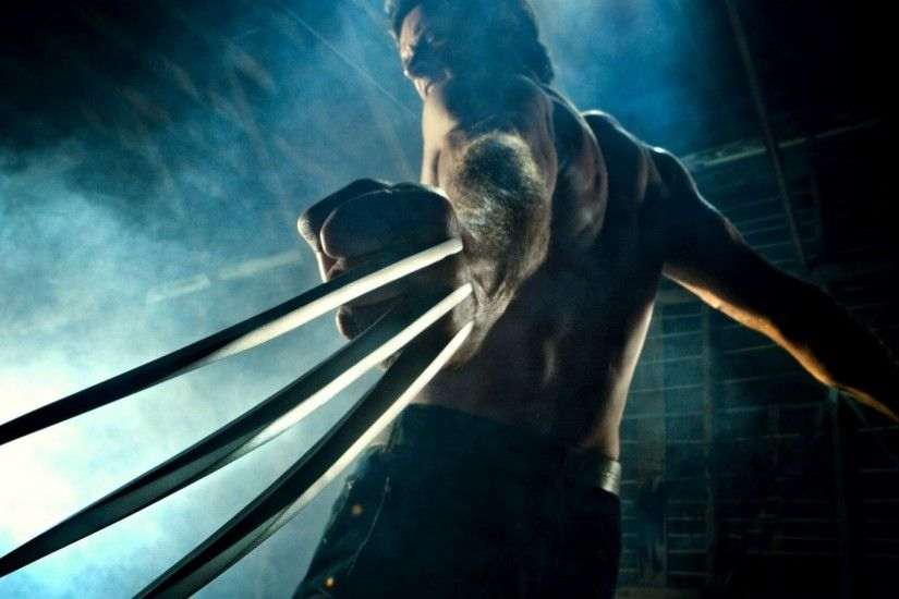 Download now full hd wallpaper x-men wolverine hugh jackman claws ...