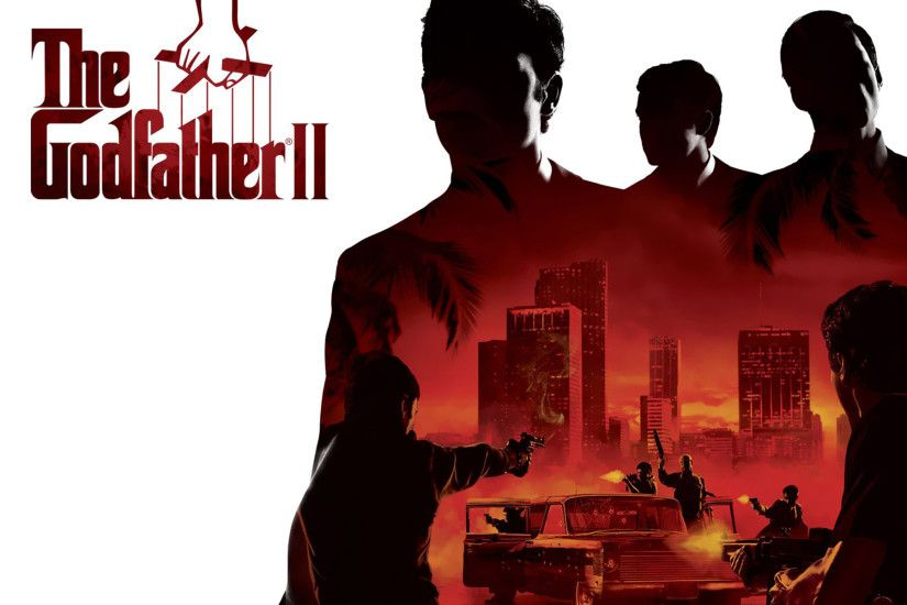 Video Game - The Godfather Wallpaper