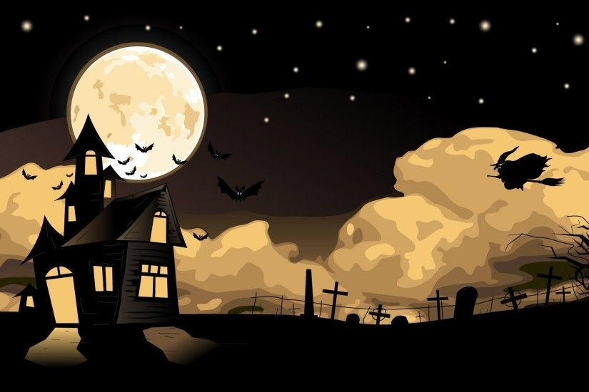... halloween wallpapers ...