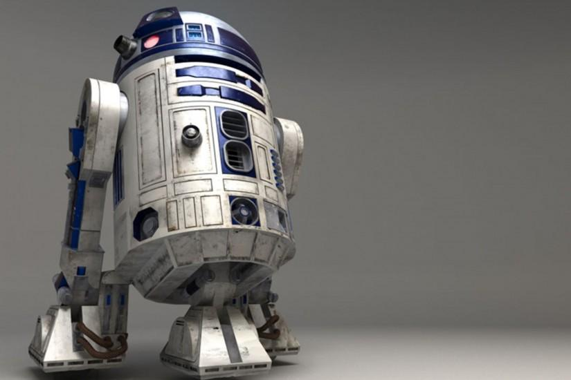 R2-D2 wallpaper - Digital Art wallpapers - #