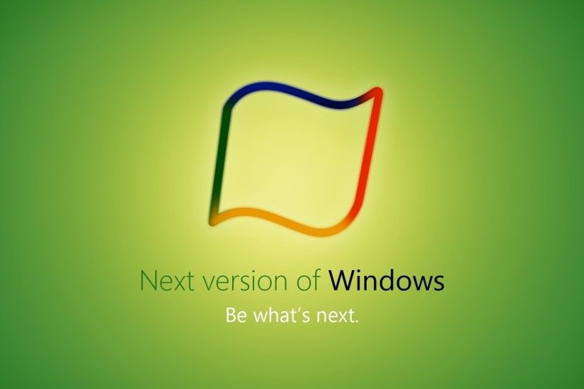 1920x1080 Wallpaper windows, green, text, white, yellow, red, blue