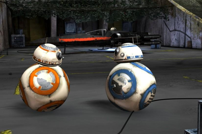 Bb-8 (Star Wars Vii The Force Awakens)