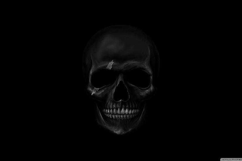free download skull backgrounds 2560x1440