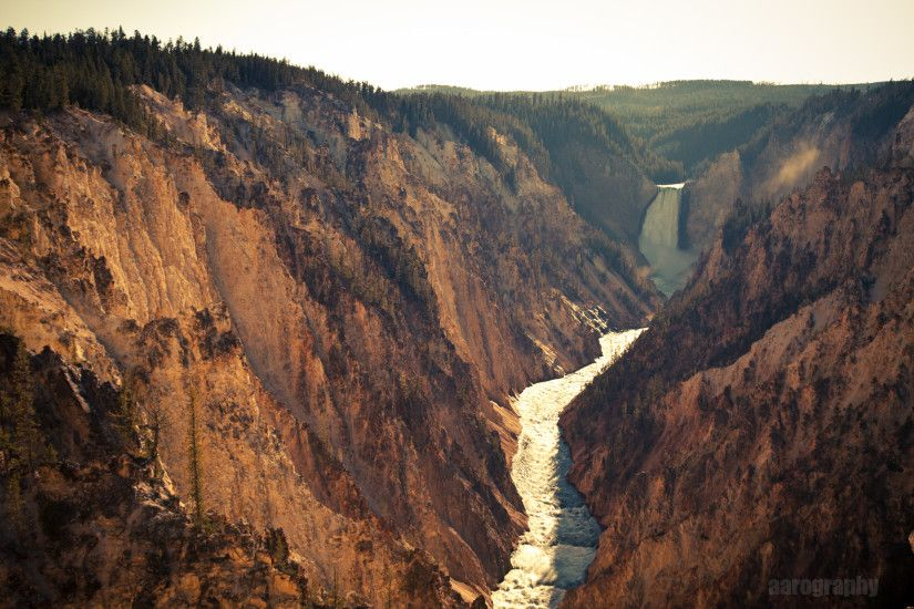 Yellowstone National Park Wallpaper-14