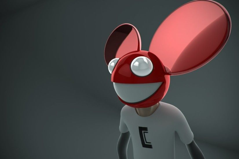 Deadmau5 Modeling Timelapse and Wallpaper