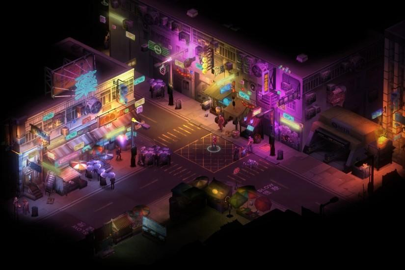 Shadowrun Wallpaper ·① Download Free HD Backgrounds For