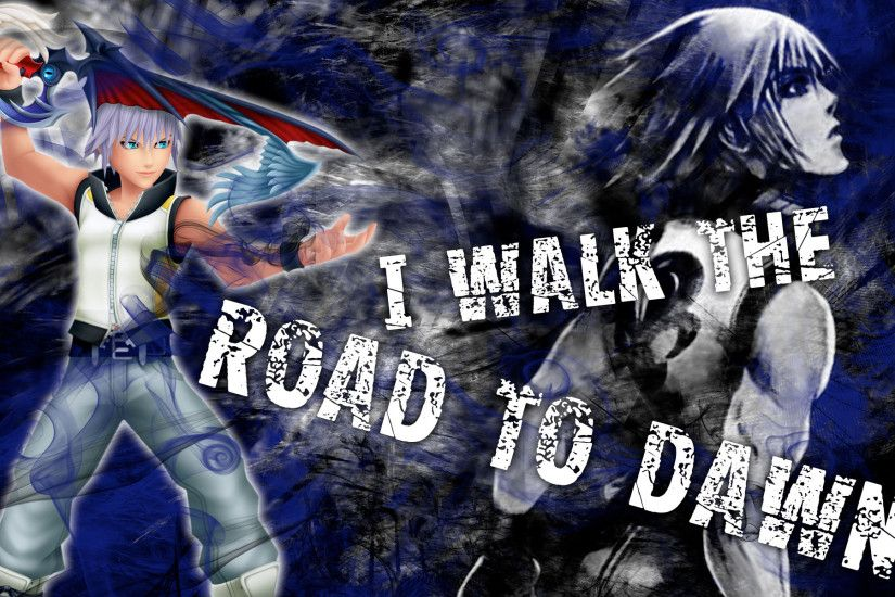 Kingdom Hearts Riku Wallpaper Riku wallpaper