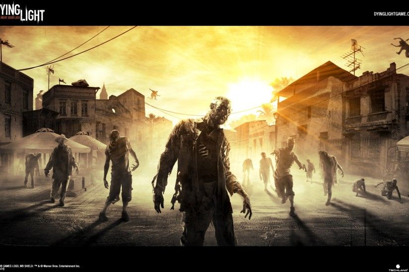 High Quality dying light wallpaper, Barrow Leapman 2017-03-06
