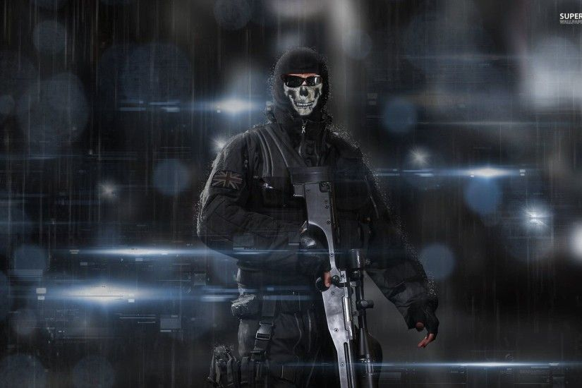 Call Of Duty Ghosts Wallpaper (40 Wallpapers)