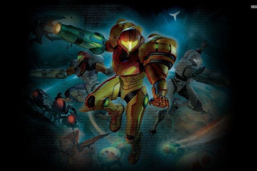 Metroid Prime Wallpapers - Full HD wallpaper search