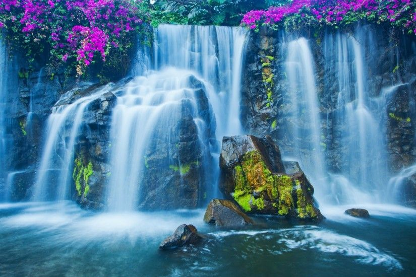 Pictures download waterfall wallpaper.