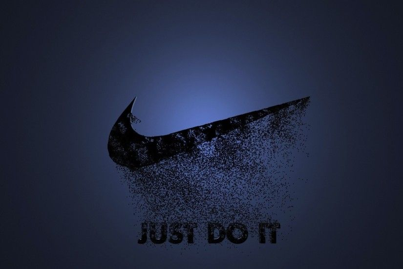 1920x1080 Wallpaper nike, logo, slogan, sport, advertising