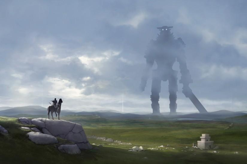 Shadow of the Colossus ( fc03.deviantart.net )