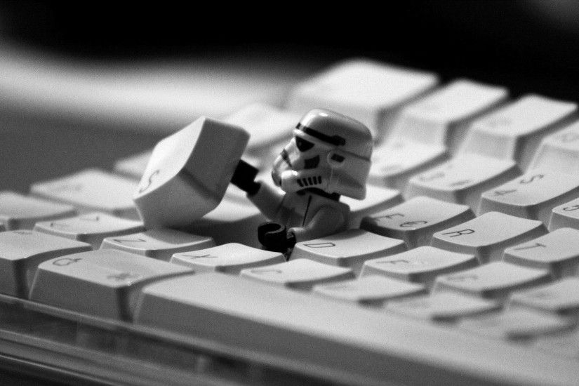 Free Desktop Stormtrooper Wallpapers.