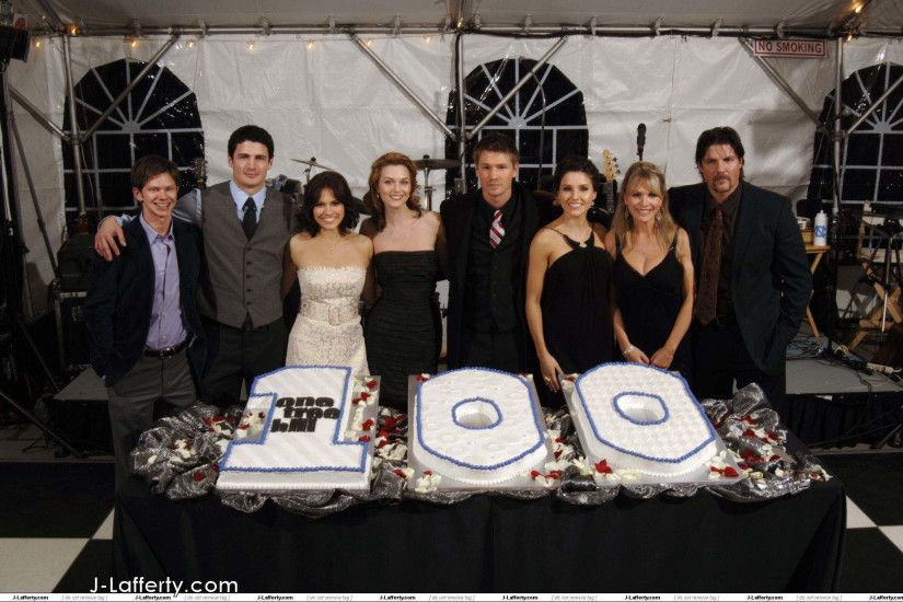 One Tree Hill - 100 episodes