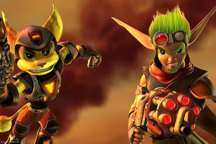 Ratchet and clank insomnia naughty dog jak daxter wallpaper | 3200x1200 |  85396 | WallpaperUP