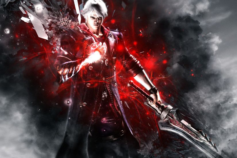 Devil May Cry 4 images nero wallpaper HD wallpaper and background photos