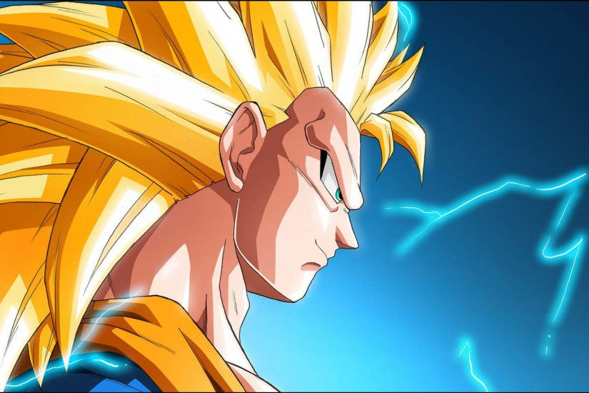 Son Goku Super Saiyan 3 1920x1080 wallpaper