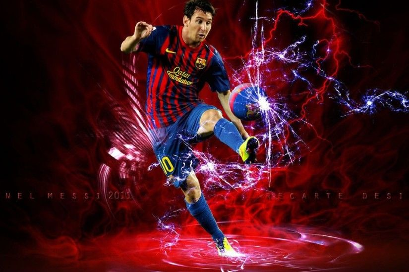 lionel messi fc barcelona hd wallpaper