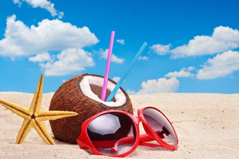 download stunning hd colourful summer accessories wallpaper
