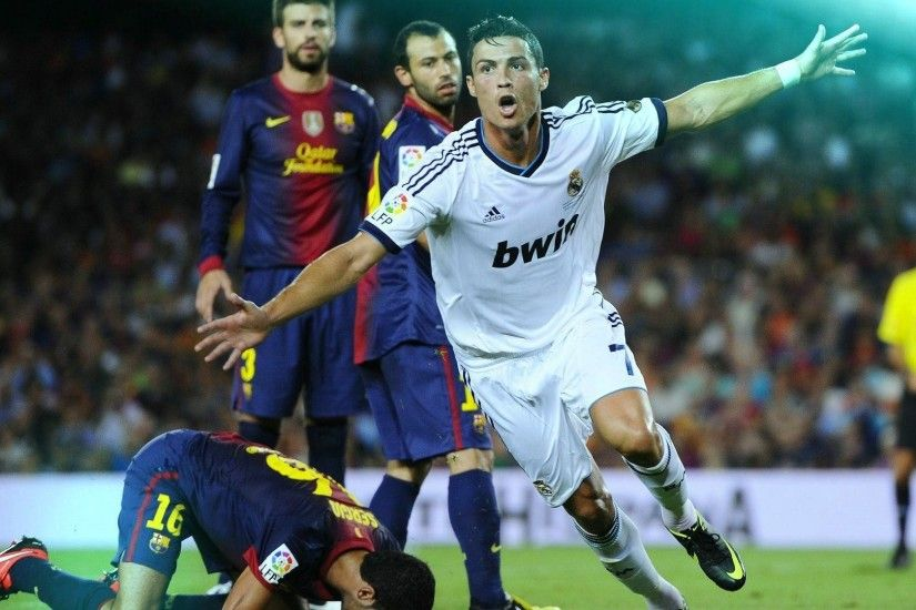 Best Cristiano Ronaldo Celebration Wallpapers Full HD 2015-2016