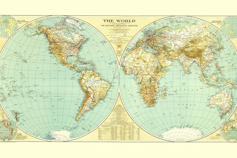World Map Poster; world map black background 860516
