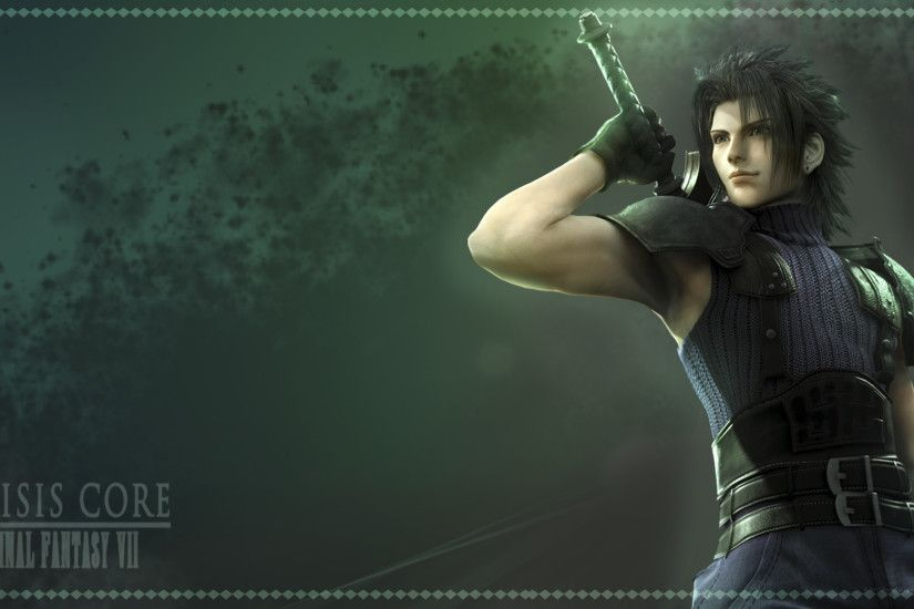 ... Zack Fair Wallpaper con PSD by AiLawliet