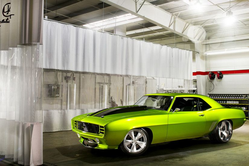 cool Fabulous Classic Chevrolet · Green MonstersCustom CarsCustom Muscle ...