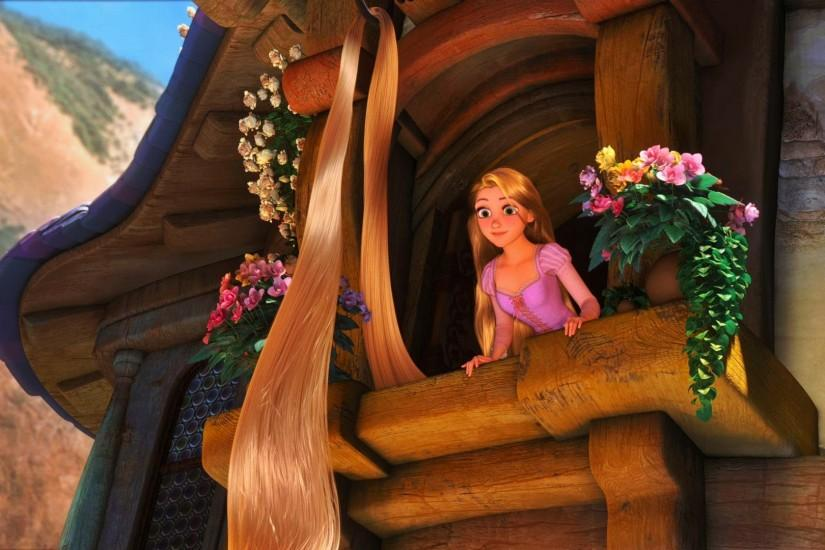 Tangled Baby Rapunzel HD desktop wallpaper : Widescreen : High 1920×1080  Tangled Rapunzel Wallpapers