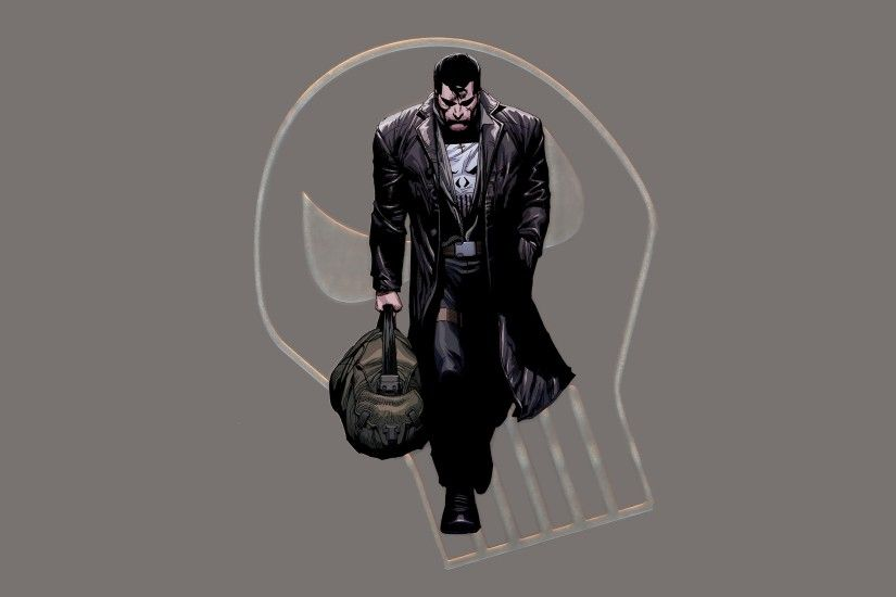 Comics - The Punisher Wallpaper