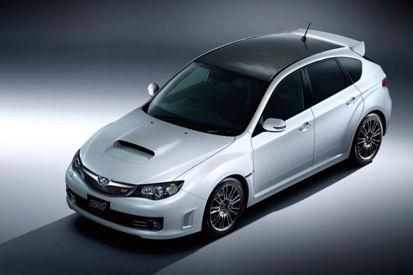 Subaru Impreza WRX STI Carbon Wallpaper Subaru Cars Wallpapers