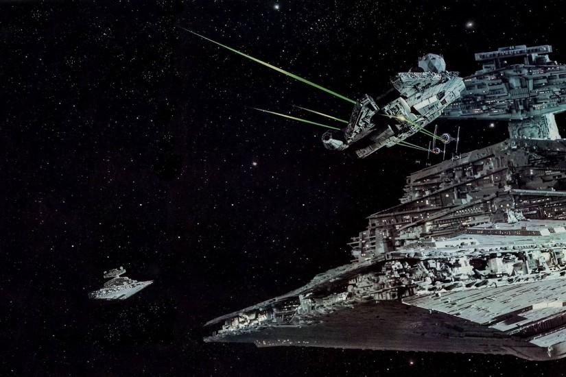 (Revised) Original Empire Strikes Back poster [3440x1440] ...