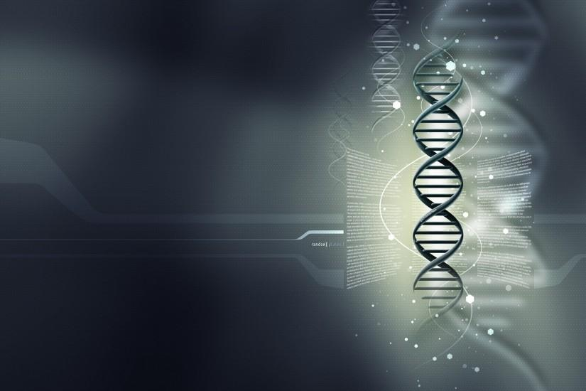 DNA Science Biology Chemistry Wallpaper