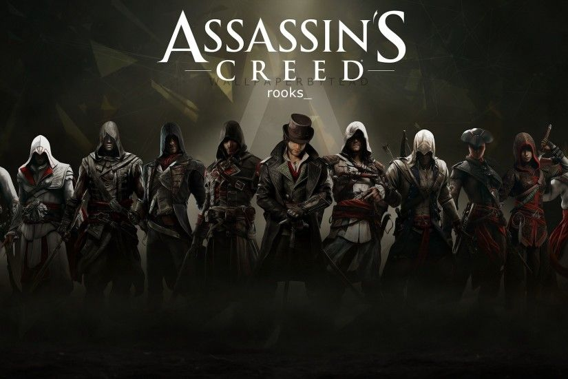 Stunning Assassin's creed syndicate wallpapers