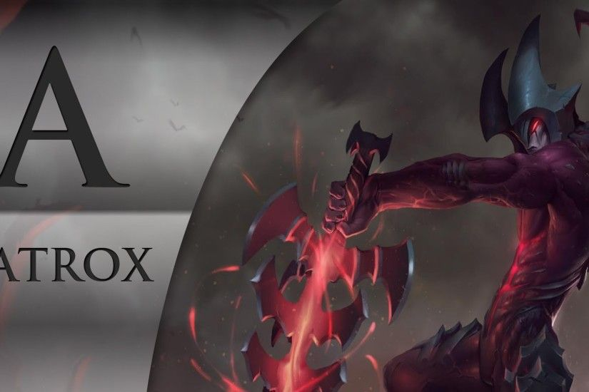 Lets Play Together League of Legends #439 - Aatrox [TOP .