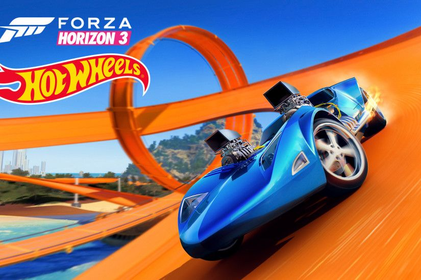 Forza Horizon 3 Hot Wheels