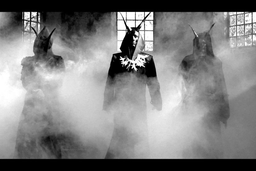 BEHEMOTH - Blow Your Trumpets Gabriel - Official Video CENSORED - YouTube