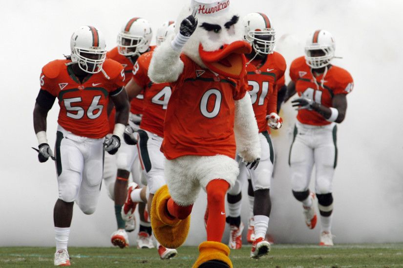 Miami's football team sat out the past two postseasons as self-imposed  punishment for NCAA