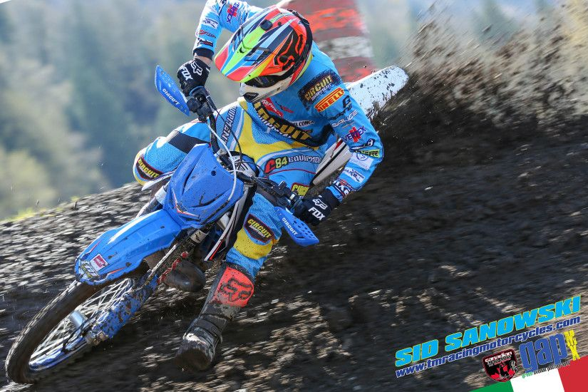 2016 TM Racing 300MX Action Wallpaper