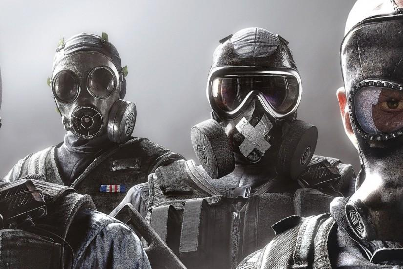 3840x1200 Wallpaper rainbow six siege, ubisoft