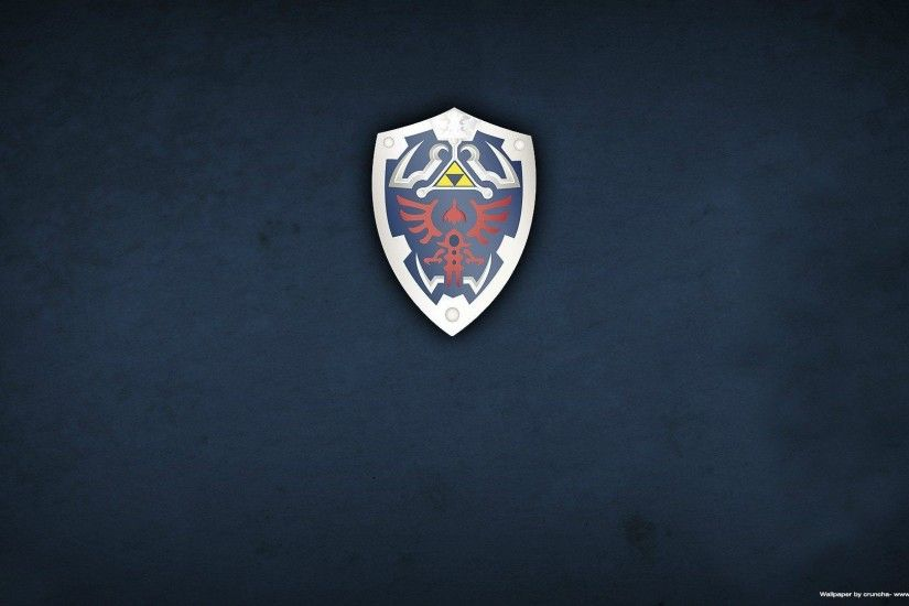 The Legend Of Zelda Shield » WallDevil - Best free HD desktop and .