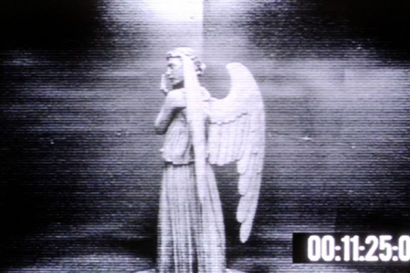 Weeping Angels wallpapers. Set it to change every few seconds for some fun.  - Album on Imgur