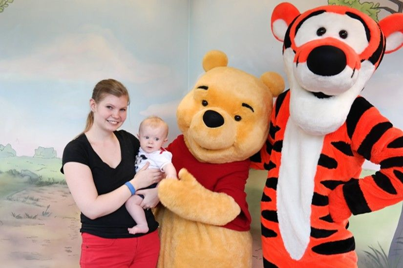 My Friends Tigger and Pooh! - Disney Vacation Day 3